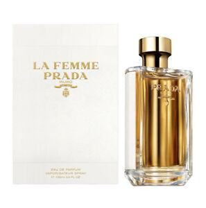 La Femme Parfum By Prada 34 Oz 100ml Eau De Parfum For Women 100