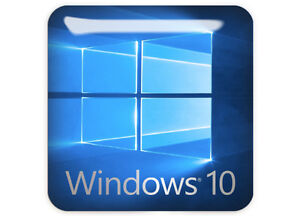 Image Is Loading 034 Windows 10 Logo Sticker 1