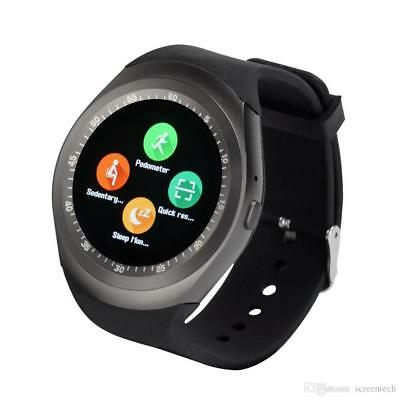 Y1 Bluetooth Smart watch with SIM Card Support |Android & iOS.HQ