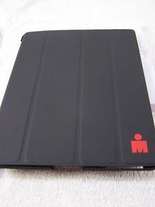 iPad-Tablet-Flip-Case-Yurbuds-Black-Ironman-Cover-iPad-2-3rd-amp-4th-Generation