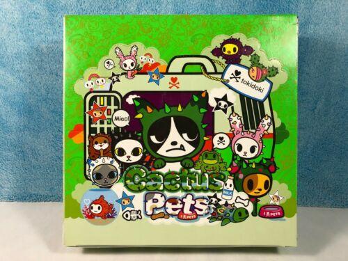 Collectible Mini Figures Tokidoki Cactus Pets aveugle Boîtes Plein Cas de 16