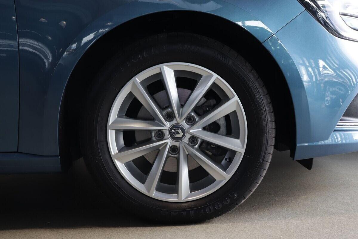 Renault Megane IV dCi 110 Zen EDC