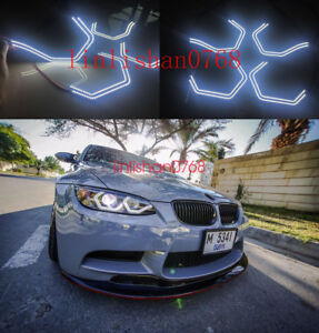 ICONIC LED KIT for BMW HEADLIGHTS CONCEPT M4 STYLE DTM M3 M5 F30 E90 ...