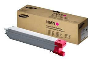 GENUINE-Samsung-659-Magenta-Toner-Cartridge-CLT-M659S-SEE