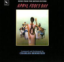 April Fools Day (2015) Varese Sarabande soundtrack CD Charles Bernstein NEW rare