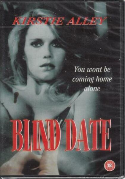 Blind Date DVD 1984 Film Cert 18 Kirstie Alley for sale
