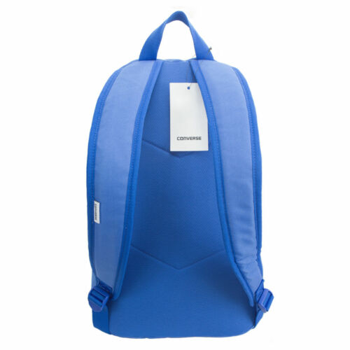 CONVERSE ALL STAR POLY BACK PACK SCHOOL BAG IN COLOUR BLUE