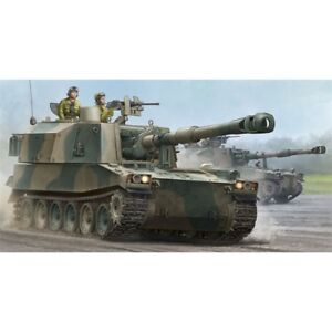 b3ca68439119 Details about 1 35 Jgsdf Type 7 Self Propelled Howitzer Tank Model Kit - Trumpeter  135 75