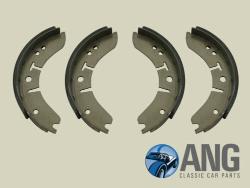 MORRIS MINOR 1000 1098cc /'63-/'71 FRONT BRAKE SHOE SET GBS705AF