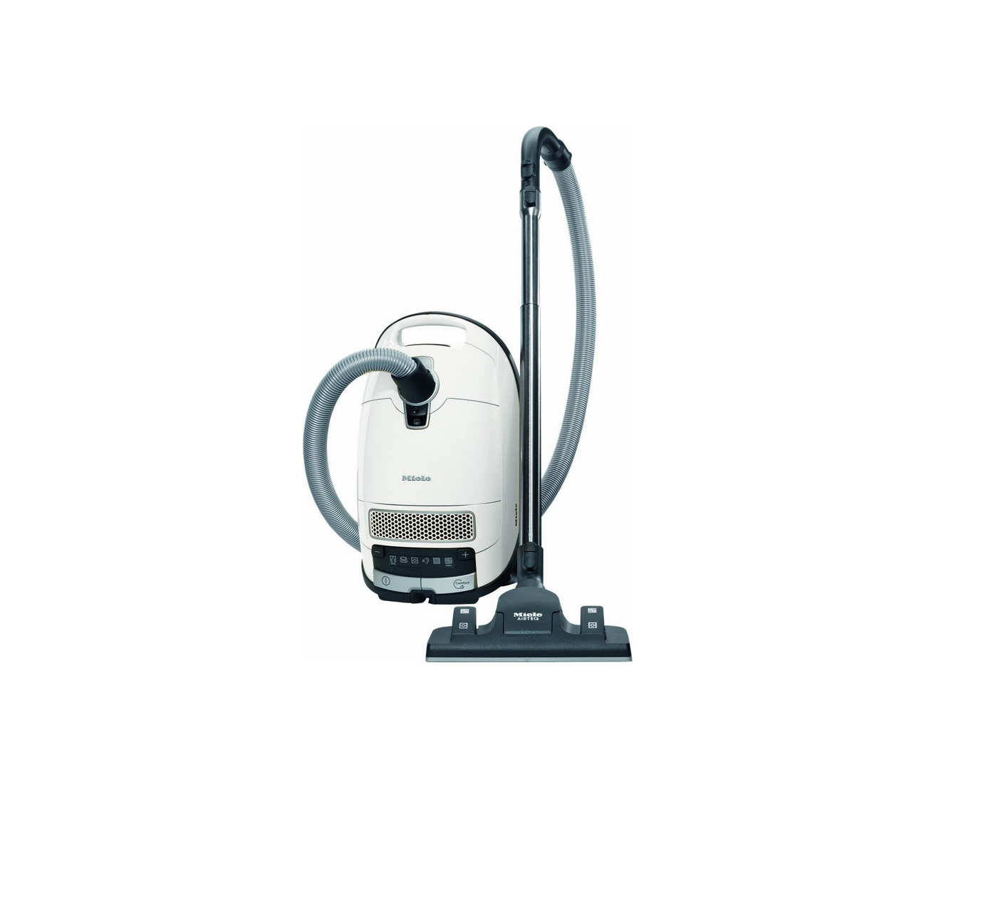Miele Staubsauger Complete C3 Allergy Powerline LOTUSWEISS SGFF3