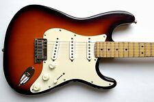 Fender American Standard Stratocaster  W/CASE 1993 Guitar 40th Anniv. Sunburst