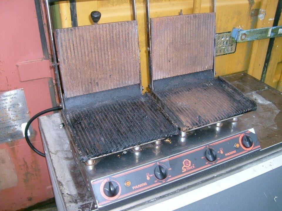 """Brødrister """"SOFRACE"""" 4400 watt optil 300°C"""