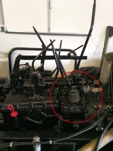 Manschette Vorschaltgetriebe Schalthebel Unimog 406,417,421 MB Trac 440