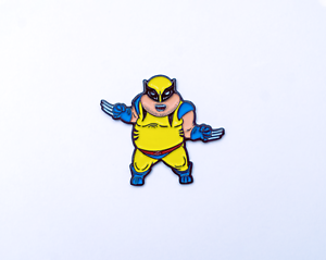Enamel-Pins-Marvel-X-Men-Wolverine-Fan-Art