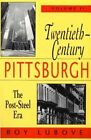 Twentieth Century Pittsburgh: v. 2: The Post-steel Era by Roy Lubove (Paperback, 1995)