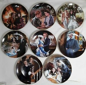 """/""""Gone With the Wind/"""" Golden Anniversary Collector Plates"""
