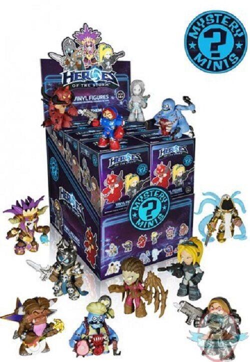 diseños exclusivos Pop Pop Pop  Juegos  Blizzard Mystery Minis Funda De 12 Funko