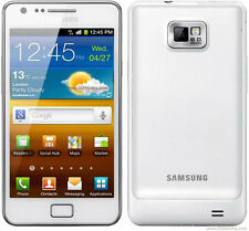 White Original Samsung Galaxy S II I9100 16GB unlocked Android smartphone,8MP