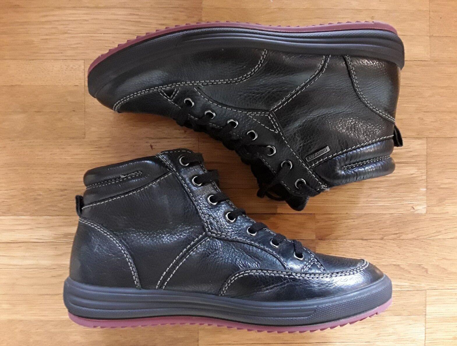 °° GABOR °  Schuhe ° Stiefel Stiefeletten Gr. 38 ° Schuhe Schwarz °° NEU °° 58cd9a