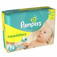 Pampers Swaddlers Diapers Size Newborn (240 Count) Bulk Discount Pricing