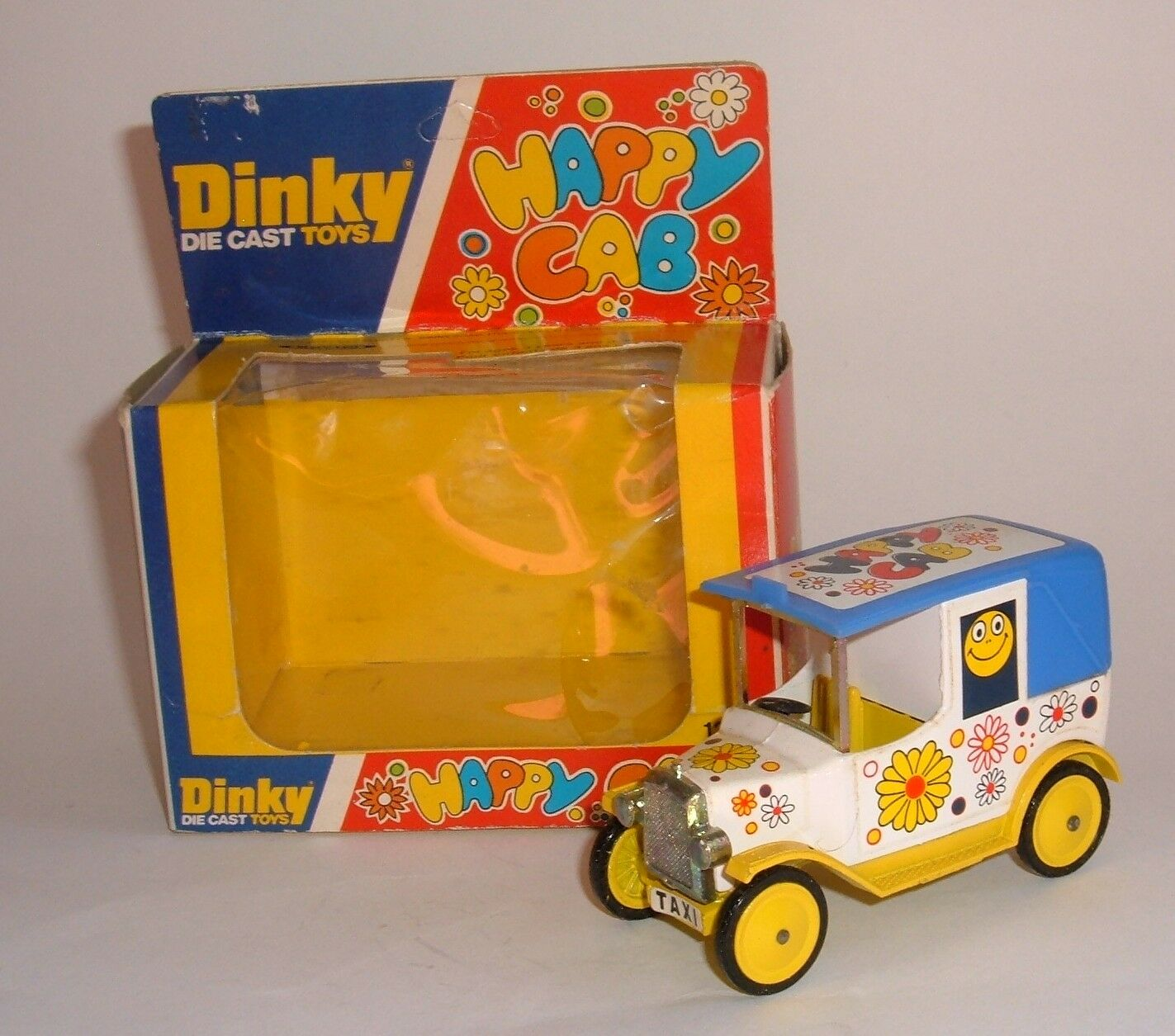 Dinky Toys No. 120, Happy Cab, - Superb Mint.