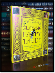 Annotated-Fairy-Tales-Andersen-Grimm-New-Illustrated-Collectible-Gift-Hardcover