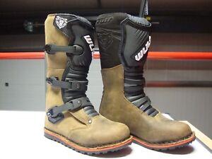 Wulfsport-Cub-Racing-Boot-Brown