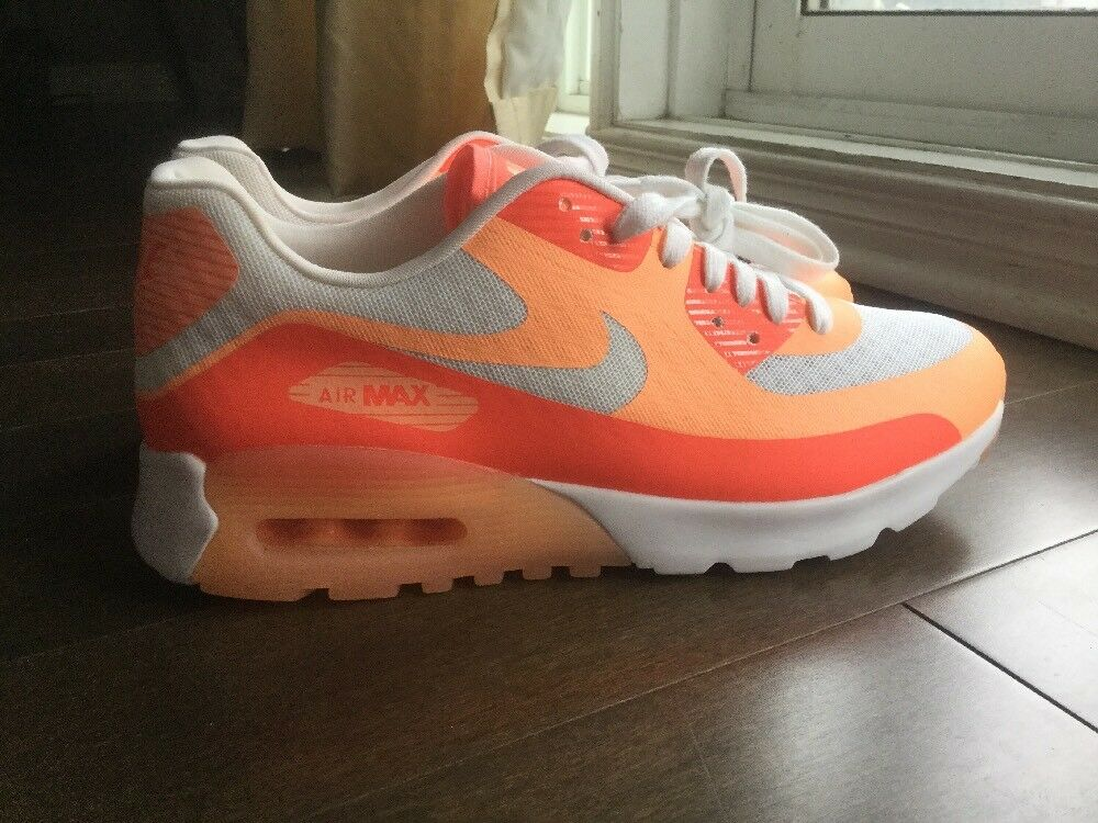 Nike Women's Air Max 90 Ultra 725061-100 Lifestyle Sneakers Size 8.5 Brand New