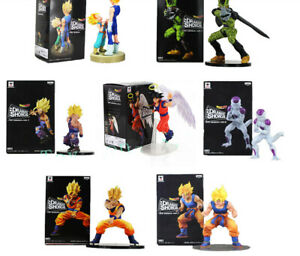 Dragon-Ball-Z-PVC-Action-Figures-Goku-Cell-Frieza-Gohan-DBZ-Collectible-Toy-Gift