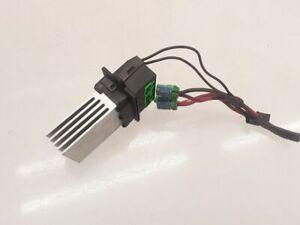 Citroen-C5-2003-2-2HDI-98KW-diesel-blower-fan-heater-resistor-240217