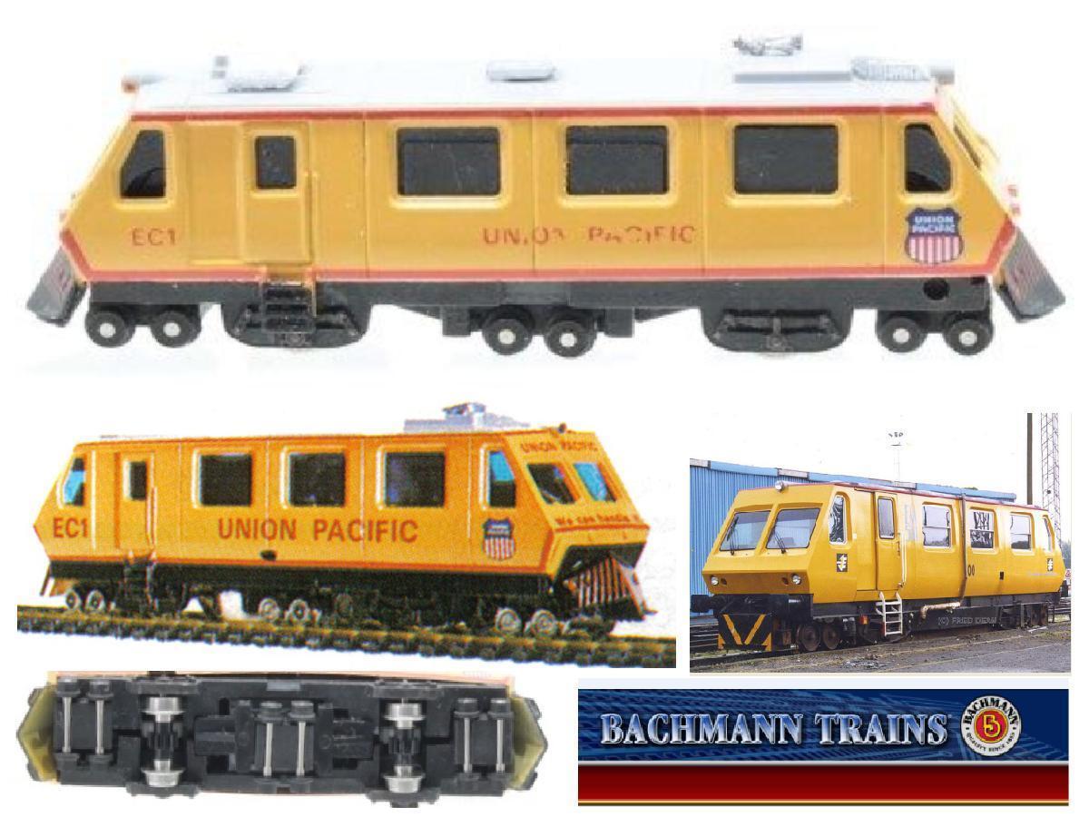 Bachman Diesel para Test Binario Em8oc Ec1 Union Pacific USA Escala N