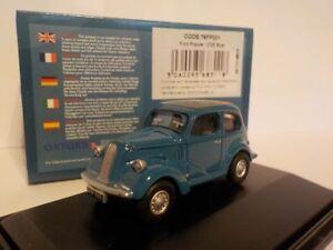Ford-Popular-Blue-Model-Cars-Oxford-Diecast