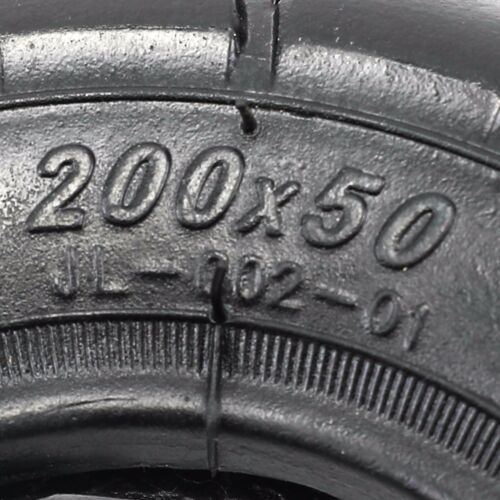 "4pcs 200x50 Tire Tube For Razor e100//e200//Dune Buggy//Epunk Scooter 8/"" x 2/"" Tire"