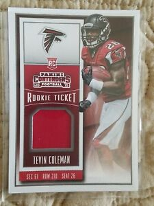 2015-Panini-Contenders-Tevin-Coleman-Falcons-Relic-RC