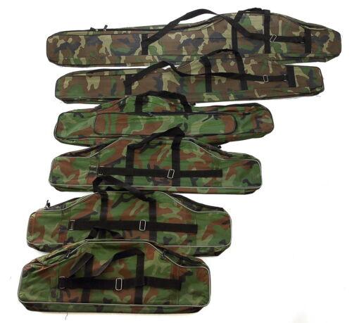 Angeltasche Rutentasche Rutenfutteral Angelkoffer Anglertasche Tasche 2fach