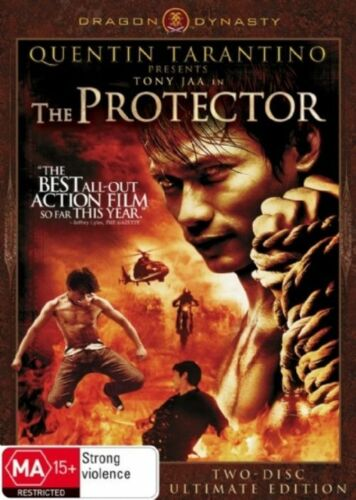 1 of 1 - The Protector (2 Disc) - New/Sealed DVD Region 4