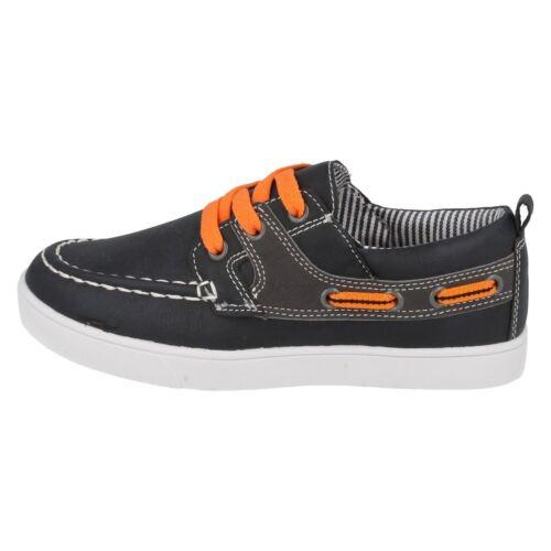 Sale Boys JC DEES boat  shoes N1090