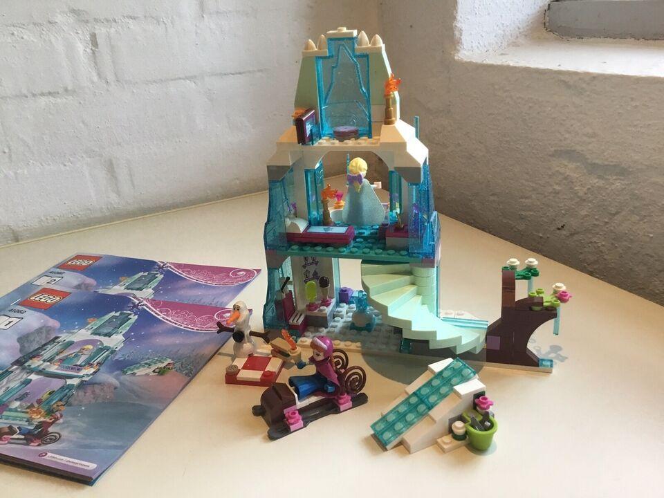 Lego andet, 41062 Elsas glitrende isslot