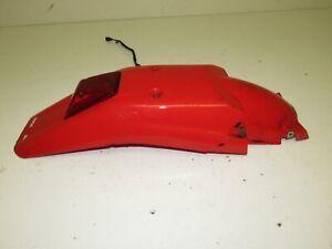 Acerbis 96-04 Honda XR400R Rear Fender 00+ Red