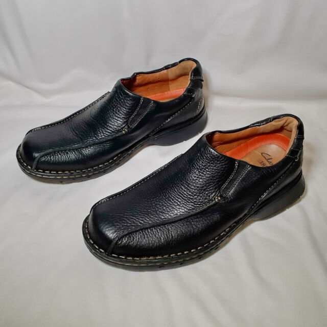 Un.easley Twin Loafer Black Leather