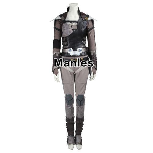 Star Trek Beyond Jaylah Cosplay Costume Outfit Halloween Women Custom Made Party