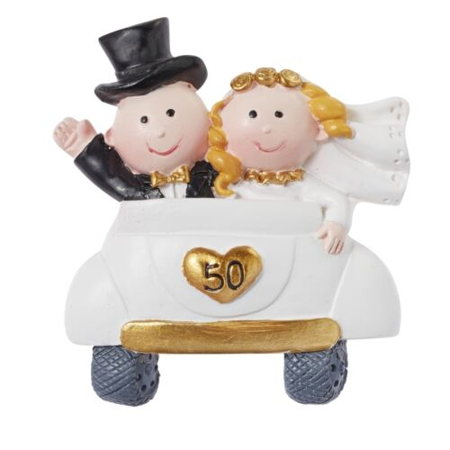 2-D Streuteil *Goldpaar im Auto* 3870448 *NEU*