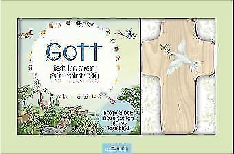 Gott ist immer für mich da: Erste Bibelgeschichten fürs Taufkind - Gerli ... /4