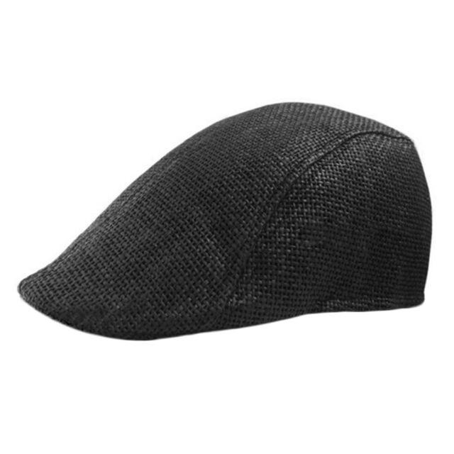 5c7da54172a Mens Retro Baker Boy Peaked Newsboy Country Outdoors Golf Hat Beret ...