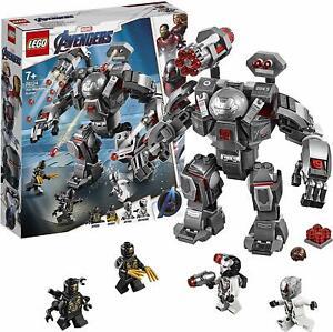 LEGO-Marvel-Super-Heroes-War-Machine-Buster-ab-7-Jahren-AVENGERS
