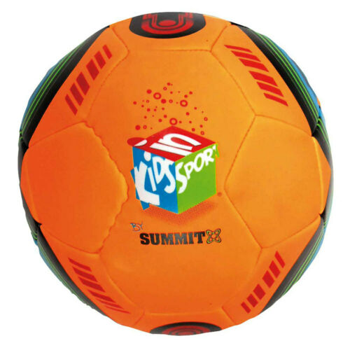 Summit Kids Sport Soft Ball//Indoor//Outdoor//Child//Toddler//Toy//Footy//Soccer//Rugby
