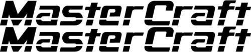 "MasterCraft Hull Decals 5/""x55/"" #2"