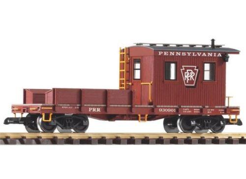 Hartland Locomotive Works G Scale Model Trains Purdue University Flat Car