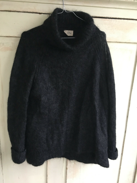 Sweater, American Vintage, str. 42, Grå, God men brugt,…