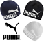 thumbnail 1 - Puma-Big-Cat-Beanie-Hat-Mens-Adult-Unisex-Winter-Warm-Grey-Black-Navy-One-Size